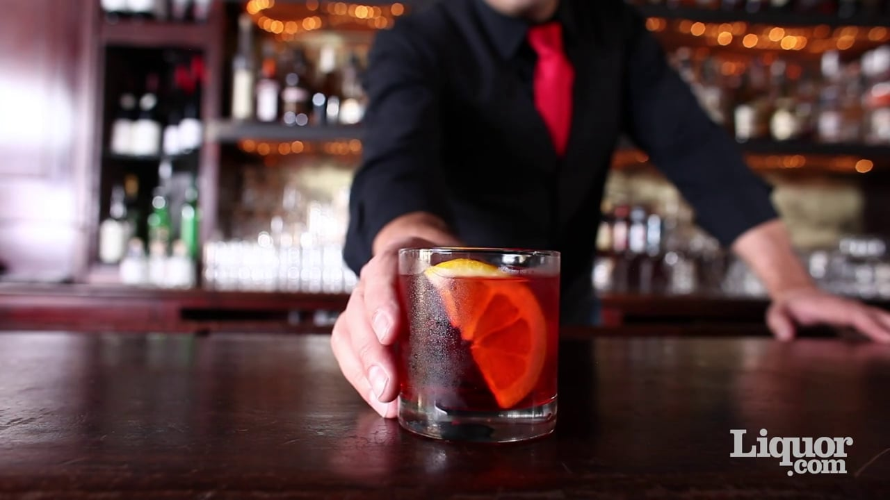 LIQUOR.COM: How to Cocktail – Negroni