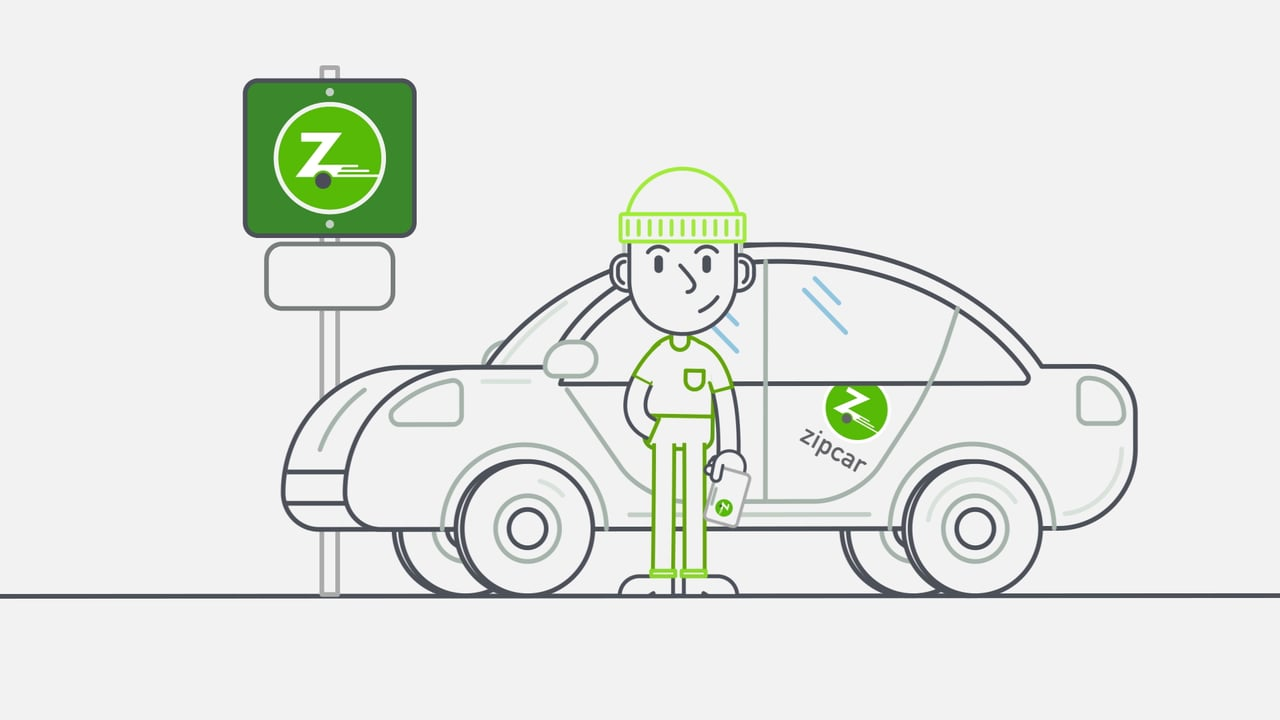 ZIPCAR: Car Sharing for Errands & Adventures