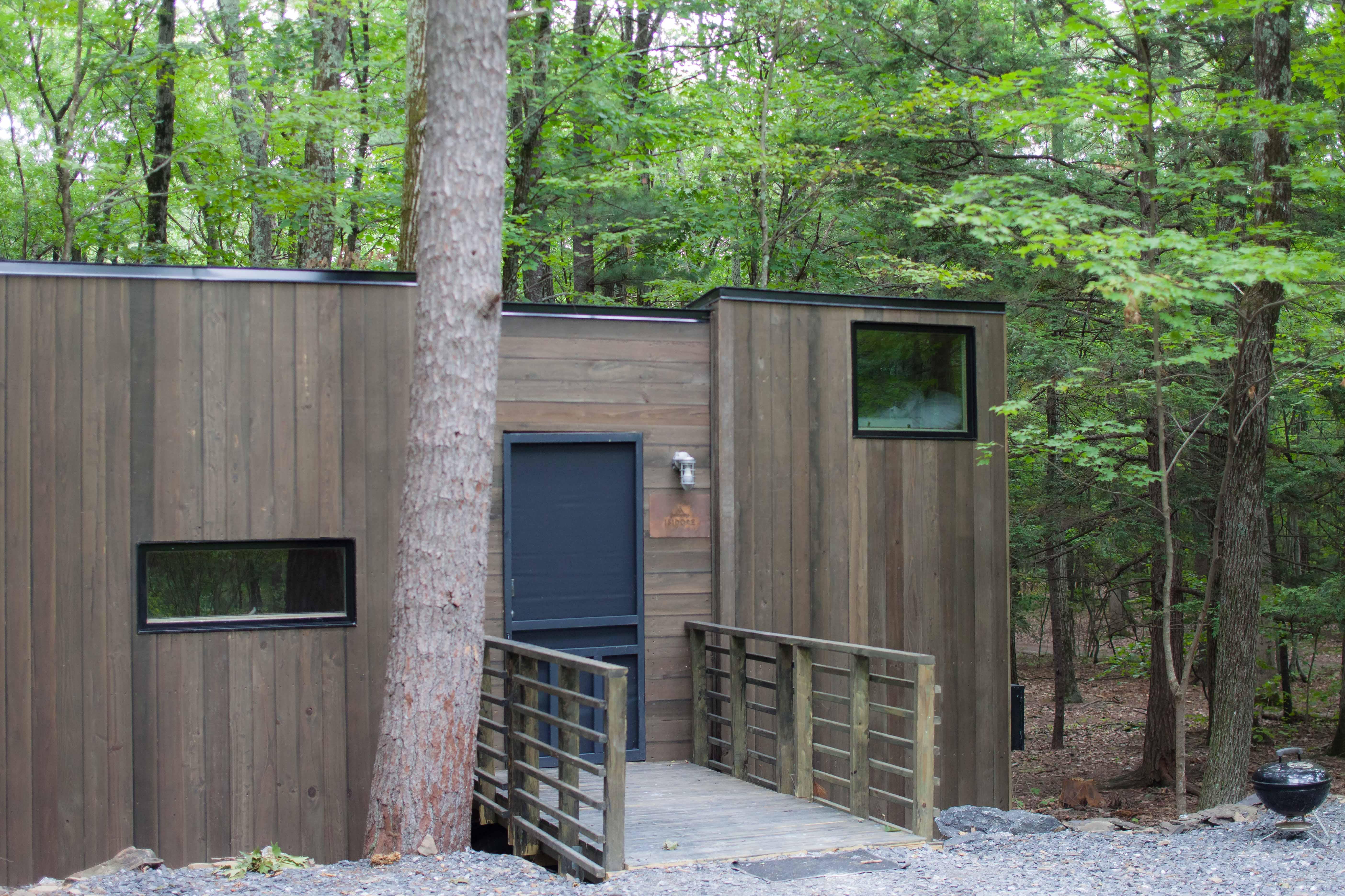 Getaway Tiny Cabins In The Catskills Werehaus