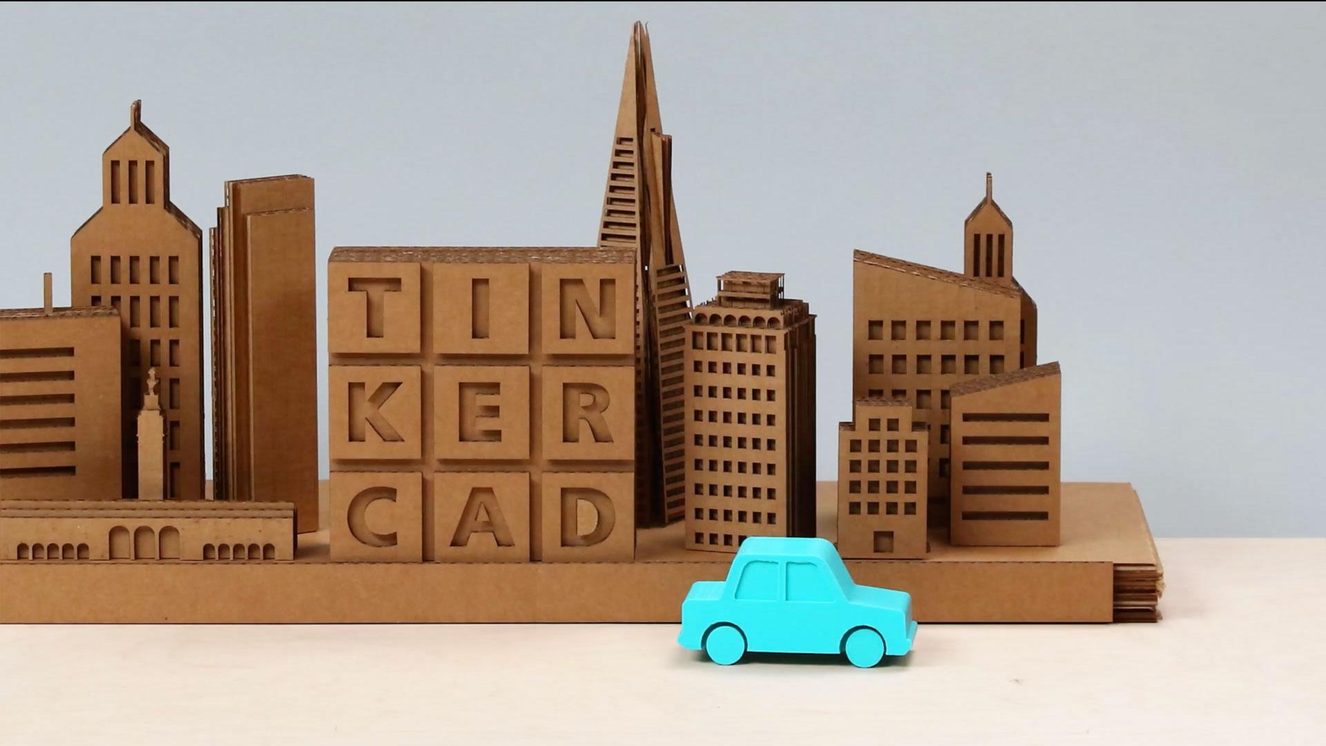 AUTODESK: Tinkercad 2