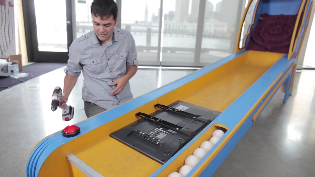 CRAFTSMAN: Skee Ball Machine