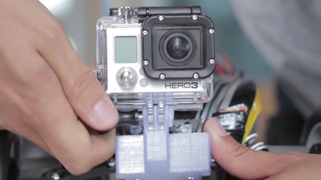 INSTRUCTABLES: GoPro-RC-Mount