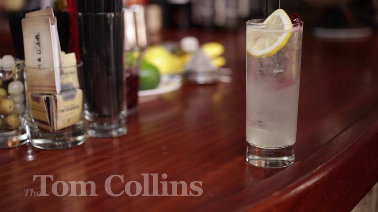 LIQUOR.COM: How to Cocktail – Tom Collins