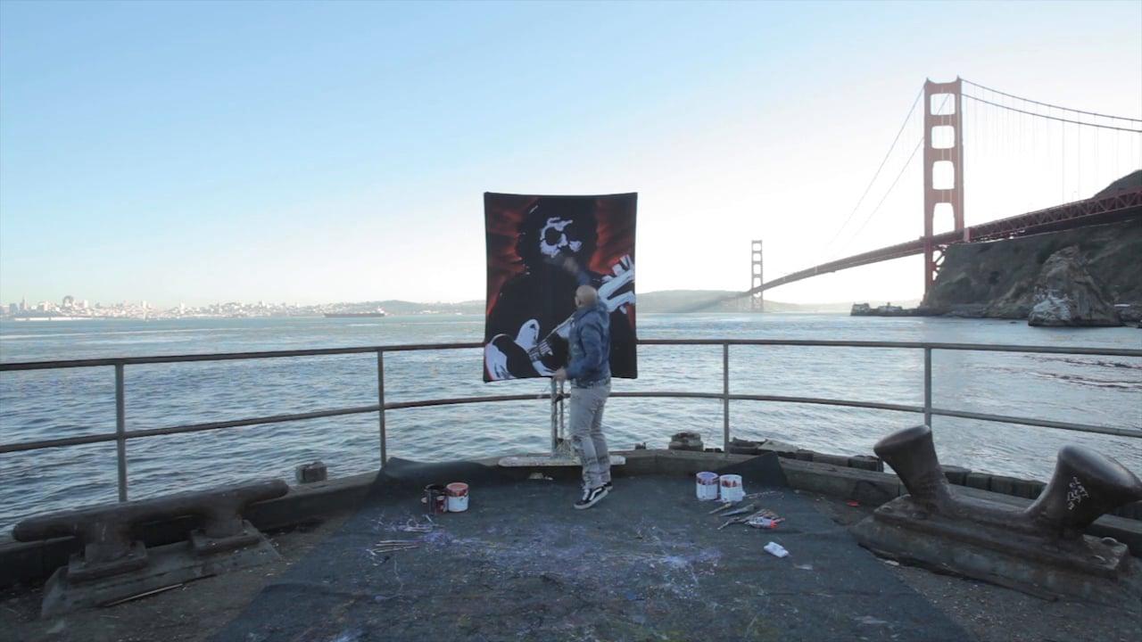 VISIT CALIFORNIA: David Garibaldi – Rhythm & Hue